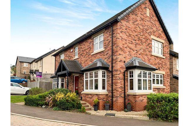 Thumbnail Detached house for sale in Shotley Bridge Consett, Durham