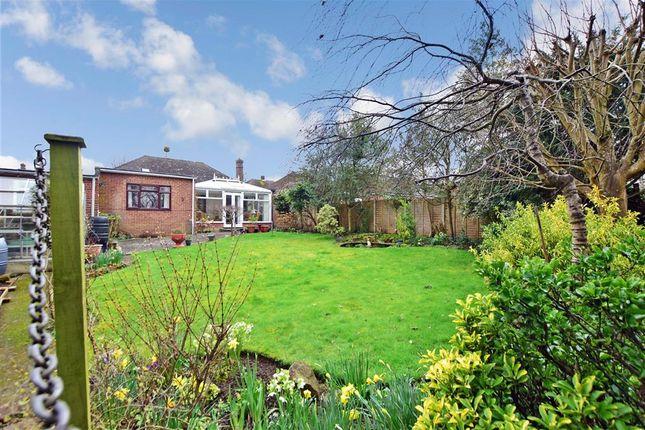 Rear Garden of Rosemount Close, Loose, Maidstone, Kent ME15