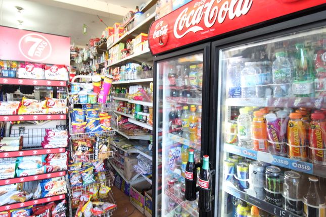 Thumbnail Retail premises for sale in Woodgrange Road, London
