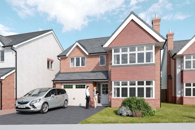 Thumbnail Detached house for sale in Bleak House Close, Netherton