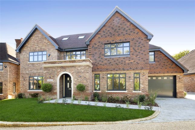 Thumbnail Detached house for sale in Oak Lane, Sevenoaks, Kent
