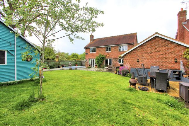 Detached house for sale in Eaves Close, Addlestone