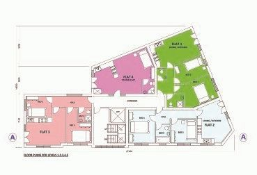 Thumbnail Land for sale in All Saints Road, Leicester