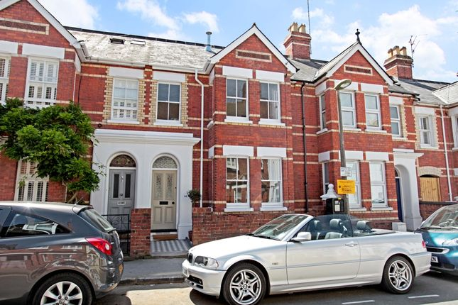 Thumbnail Terraced house to rent in Queen Street, Henley-On-Thames