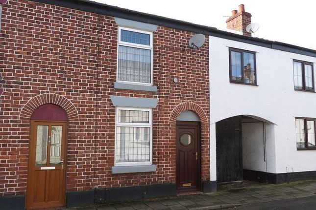 Terraced house for sale in William Street, Congleton, Cheshire