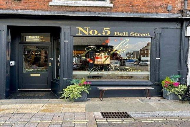 Thumbnail Restaurant/cafe for sale in Bell Street, Romsey