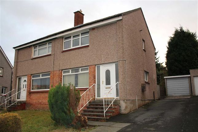Thumbnail Semi-detached house to rent in 11, Willow Grove, Dunfermline