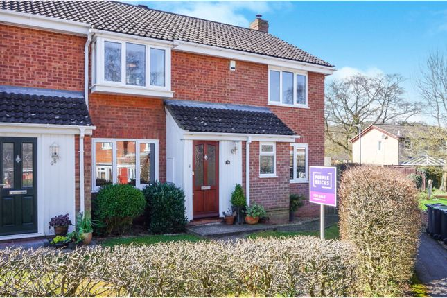 Thumbnail Semi-detached house for sale in Catkin Close, Chatham