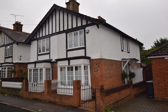 Thumbnail Semi-detached house to rent in Englands Lane, Loughton