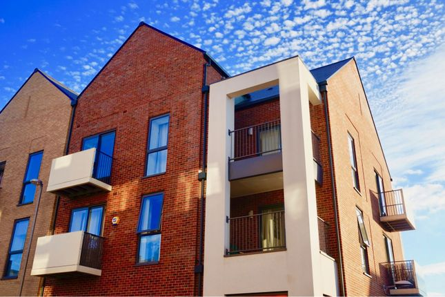 Thumbnail Flat for sale in Cadman Court, Lawley