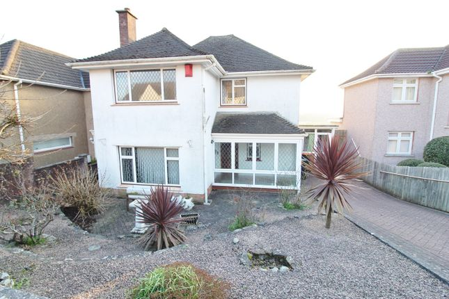Thumbnail Detached house for sale in High Cross Drive, Rogerstone, Newport
