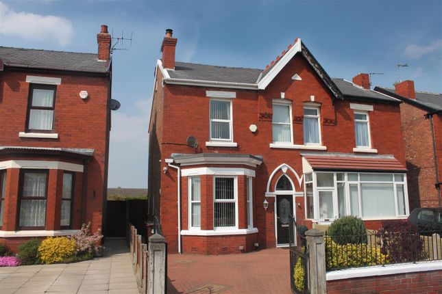 Thumbnail Semi-detached house for sale in St. Johns Road, Birkdale, Southport