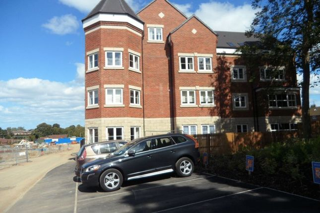 Thumbnail Flat to rent in Loandsdean Wood, Morpeth