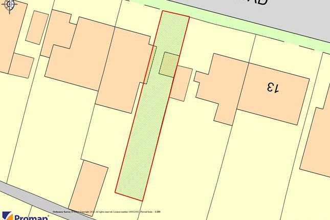 Thumbnail Land for sale in Avenue Road, Chelmsford, Essex
