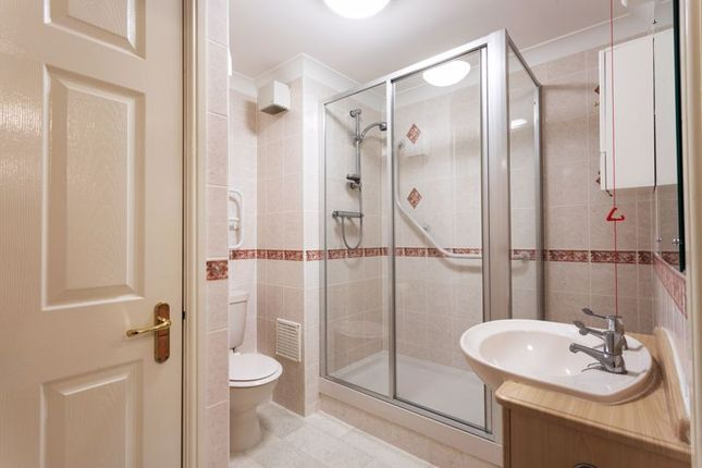 Shower Room of Sudweeks Court, Devizes SN10