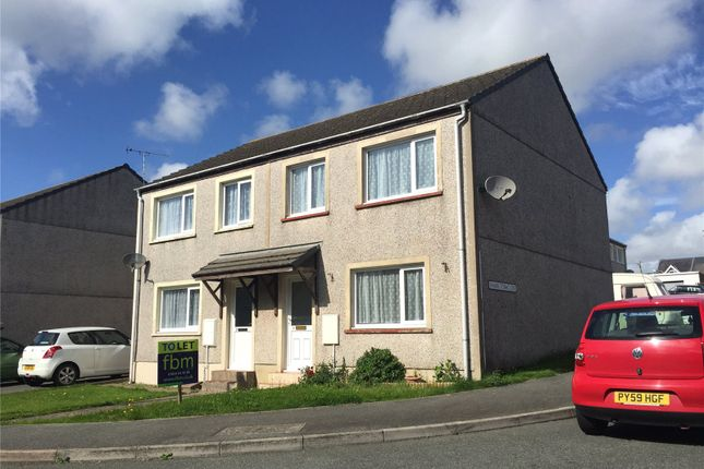 Thumbnail Semi-detached house to rent in Nelson Street, Pennar, Pembroke Dock