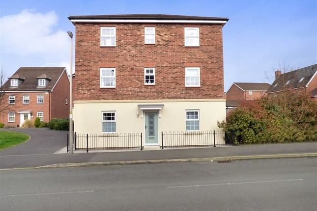 Thumbnail Detached house for sale in Clonners Field, Stapeley, Nantwich