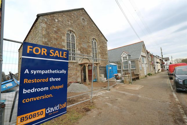 Thumbnail Semi-detached house for sale in Holywell Road, Cubert, Newquay