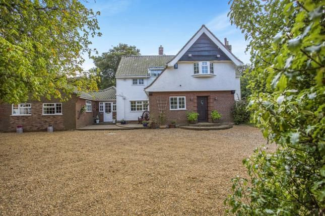 Thumbnail Detached house for sale in Overstrand, Cromer, Norfolk