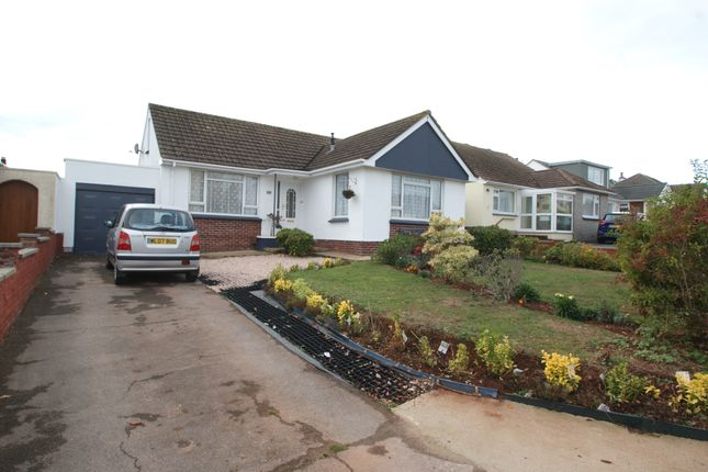 Thumbnail Detached bungalow for sale in Preston Down Road, Preston, Paignton