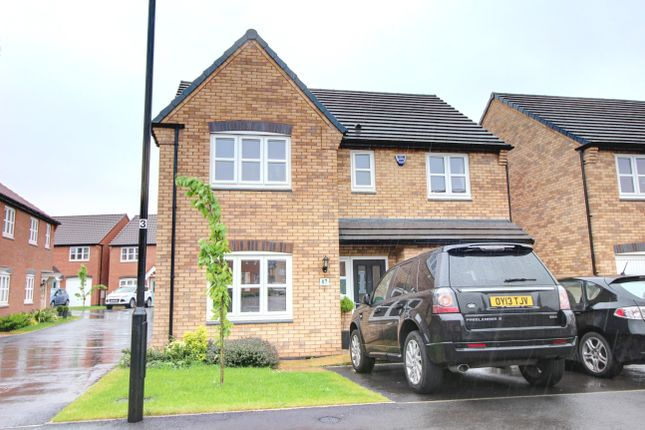 Thumbnail Detached house for sale in Old Farm Lane, Longford, Coventry