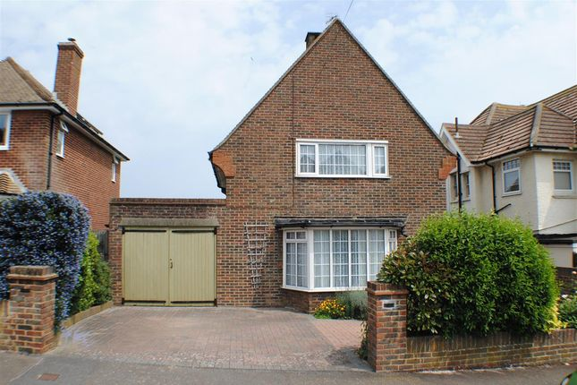 Thumbnail Detached house for sale in Rotherfield Avenue, Bexhill-On-Sea