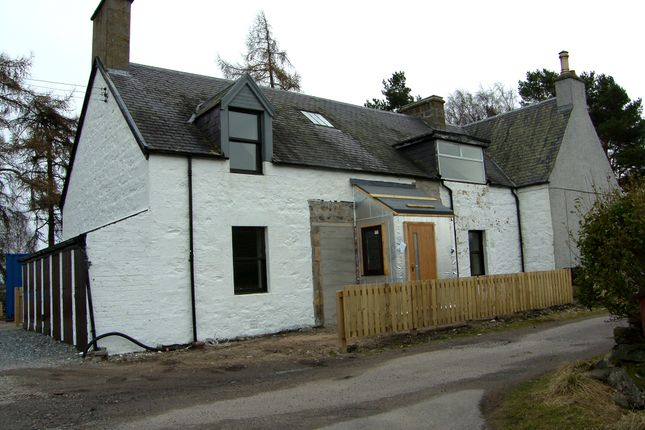 Thumbnail Semi-detached house for sale in Kingussie