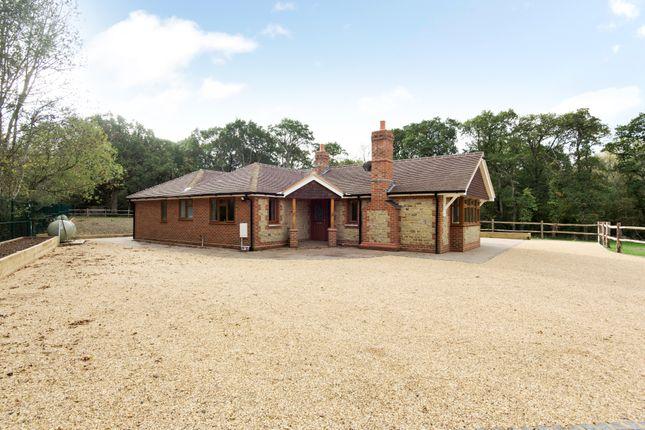Thumbnail Detached bungalow for sale in Pound Farm Lane, Ash Green, Aldershot
