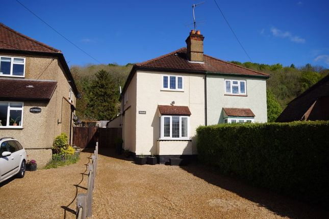 Thumbnail Semi-detached house for sale in Warrendene Road, Hughenden Valley