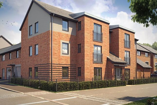 "2 bed flat for sale in ""Foxton"" at Langaton Lane, Pinhoe, Exeter EX1"
