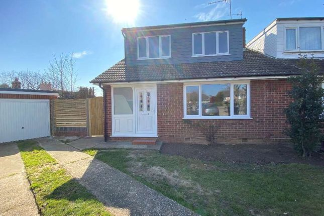 Thumbnail Semi-detached house to rent in Whatmer Close, Canterbury