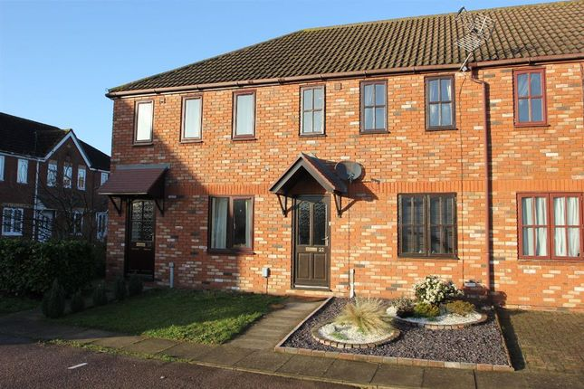 Thumbnail Terraced house to rent in Banyard Close, Kesgrave, Ipswich