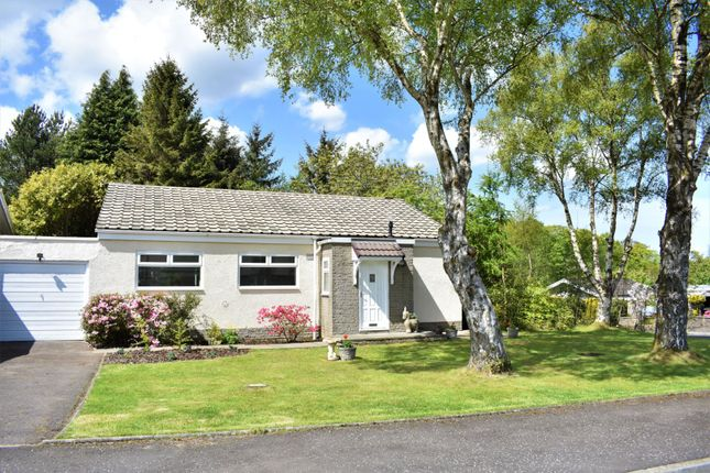Thumbnail Detached bungalow for sale in Murieston Way, Livingston