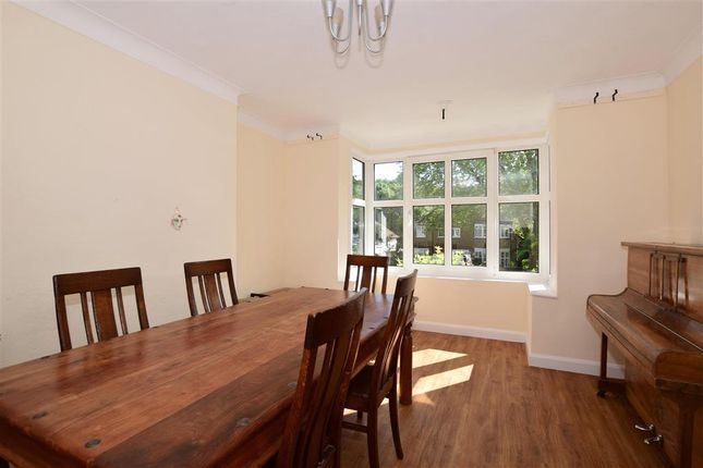 Dining Room of Green Curve, Banstead, Surrey SM7