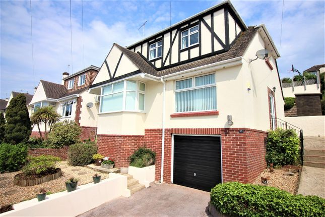 Thumbnail Detached house for sale in Barcombe Road, Preston, Paignton