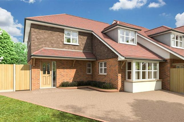 Thumbnail Semi-detached house for sale in Wendover Pines, Welwyn, Hertfordshire