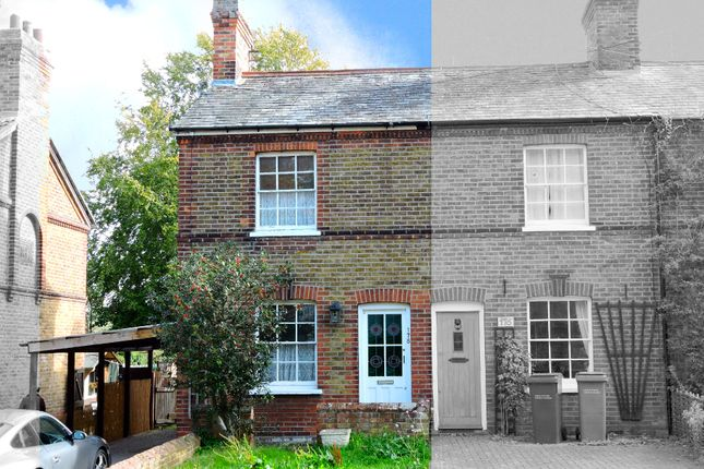 Thumbnail End terrace house for sale in Church Lane, Bocking