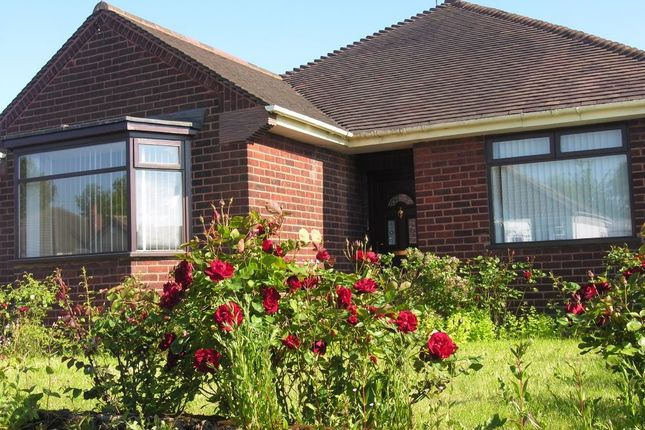 Thumbnail Detached bungalow to rent in Marshall Road, Moseley, Willenhall