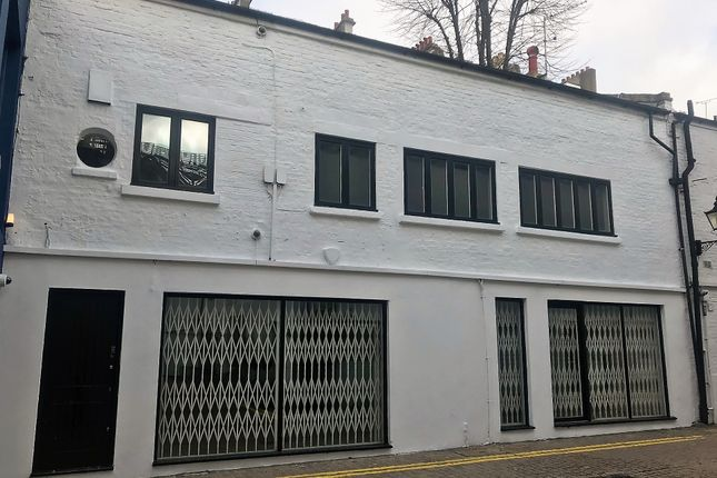 Thumbnail Office for sale in Colville Mews, London