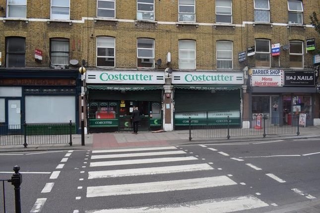 Thumbnail Retail premises to let in Hornsey Road, Finsbury Park, London