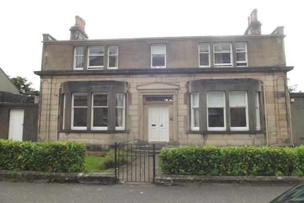 Detached house to rent in Albert Place, Stirling