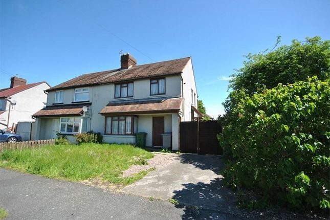 Thumbnail Semi-detached house to rent in Reeds Avenue West, Moreton, Wirral