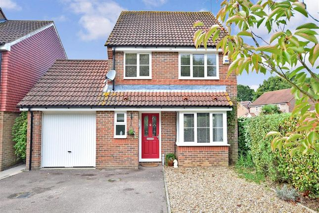 Thumbnail Detached house for sale in Blakes Farm Road, Southwater, Horsham, West Sussex