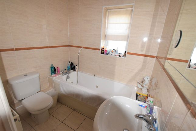 Bathroom of Trujillo Court, Eastbourne BN23