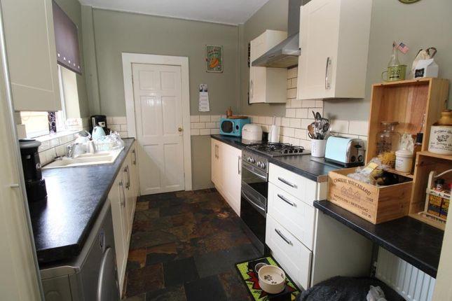 Kitchen of Clarence Street, Dinnington, Sheffield, South Yorkshire S25
