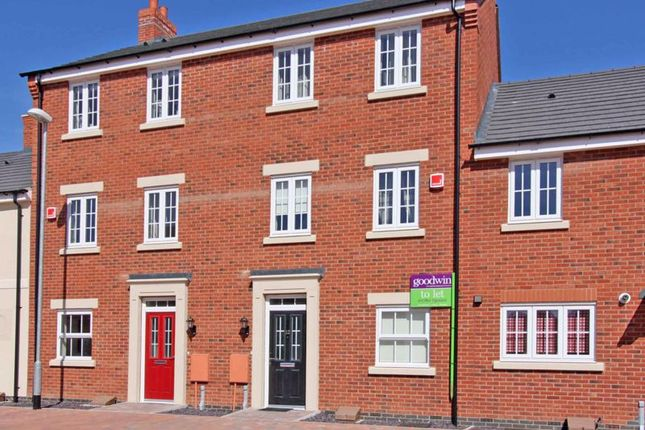 4 bed terraced house to rent in Audus Place, Stamford PE9