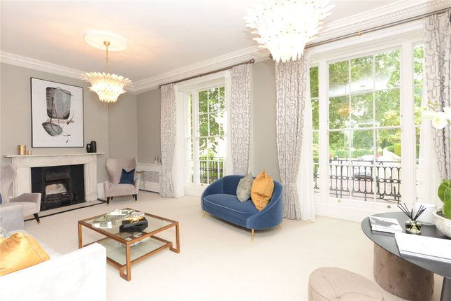Thumbnail Terraced house to rent in Chester Place, Regent's Park, London
