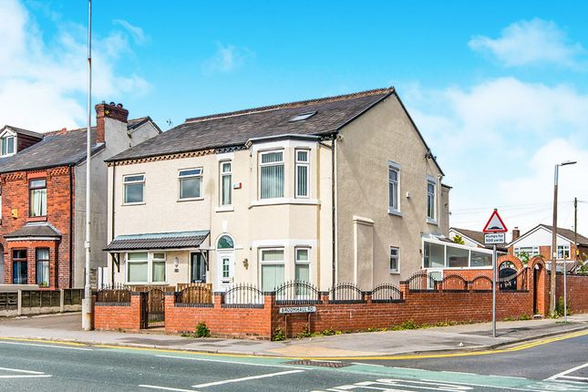 Thumbnail Semi-detached house for sale in Bolton Road, Pendlebury, Swinton, Manchester