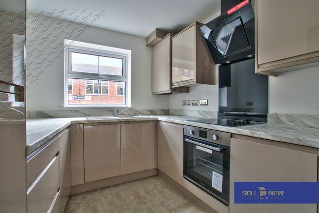 Kitchen of Station Road, Rushden NN10