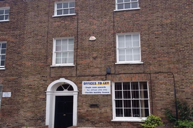 Office to let in Middle Street, Taunton, Somerset